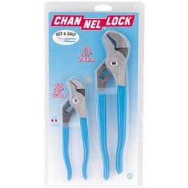 Channellock 2 Piece Gift Set 1Each 420 & 426 9.5 & 6.5 Tongue & Groove Pliers