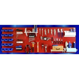 Wall Control Master Workbench Kit