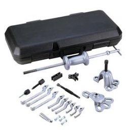 OTC 7948 Silver Slapper - 10-Way Slide Hammer Puller Set