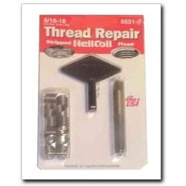 HeliCoil 5521-4 Thread Repair Kit for 1/4-20T - 12 Inserts