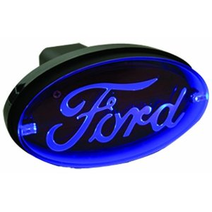 Ford Brake And Tail Light Led Trailer Hitch Cover Pilot