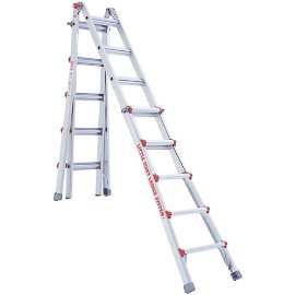 Wing 10302W 9' to 15' Little Giant Ladder System