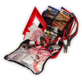 Lifeline LF-04288AAA 57-Piece Road Adventurer Kit - black