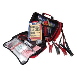 Lifeline LF-04284AAA 45-Piece Road Traveler Kit - black