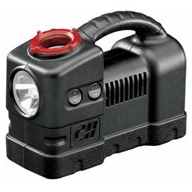 Campbell Hausfeld RP3200 12-Volt Inflator with Safety Light