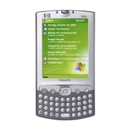 HP iPAQ 4355 Pocket PC