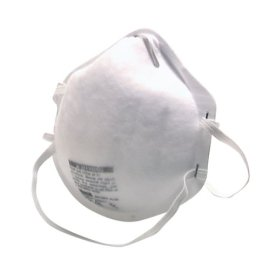 MSA Safety Works 10005043 Harmful Dust Respirator (20-Pack)