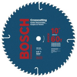 Bosch CB1060 10 60T Construction Circular Saw Blade (1pk)