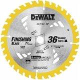 DEWALT DW3182 Series 20 8-1/4 24T Carbide Framing Circular Saw Blade