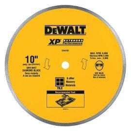 DEWALT DW4761 10-inch Ceramic Tile Blade