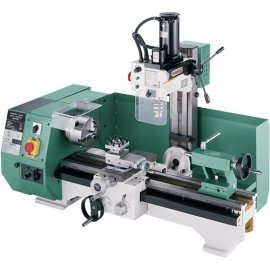 Grizzly G0516 Combo Lathe w/ Milling Attachment