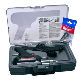 Weller #D550PK 8 Pc Soldering Gun Kit
