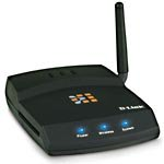 D-Link WIRELESS GAMING ADPT-802.11A/802.11G/108MBPS