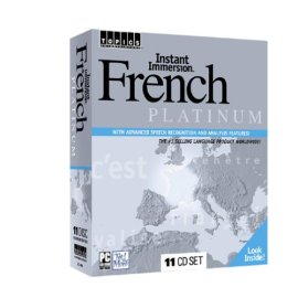 Instant Immersion French Platinum