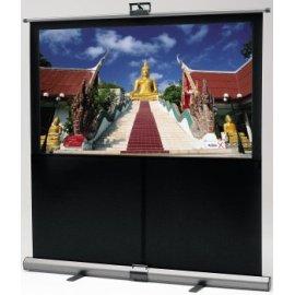 Da-Lite 80 Diagonal HDTV Format Portable Home Theater Screen