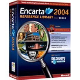 Microsoft Encarta Reference Library 2004 North America Teacher's Pack