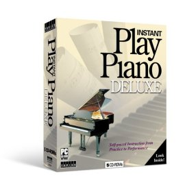 Instant Play Piano Deluxe (5 CD Set)