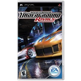 PSP Need for Speed: Underground Rivals