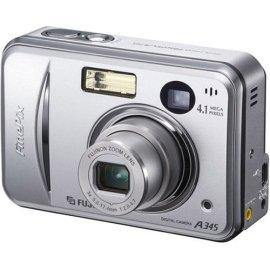Fujifilm Finepix A345 4.1MP Digital Camera with 3x Optical Zoom