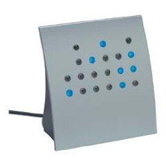 Powers of 2 Gray Binary Clock