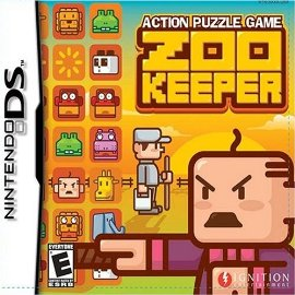 Nintendo DS Zoo Keeper