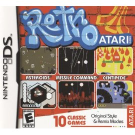 NDS Retro Atari Classics