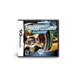 NDS Need for Speed Underground 2