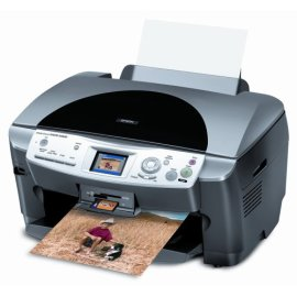 Epson Stylus RX620 All-In-One Photo Printer