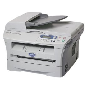 Brother DCP-7020 Monochrome Laser Printer, Copier, and Color Scanner