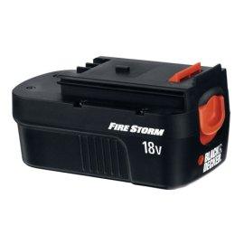 Black & DEcker 18V Battery Pack
