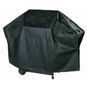 Char-Broil 4985705 65-Inch Full-Length Grill Cover, Black