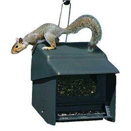 Homestead 3201S Super Stop A Squirrel Wild Bird Feeder