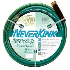 Apex 8605-25 NeverKink UltraFlexible Heavy Duty 5/8 x 25'