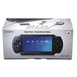 Sony PlayStation Portable PSP Value Pack