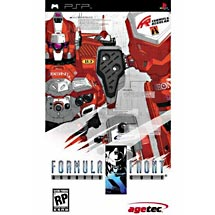 PSP Armored Core Formula Front
