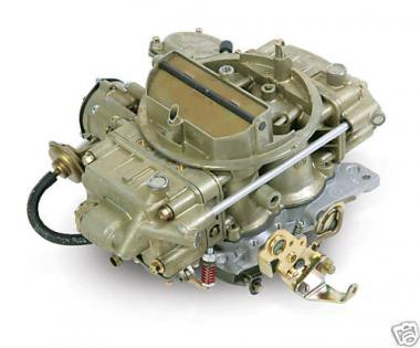 Holley 0-80555C Performance 650 CFM Four Barrel Street Carburetor
