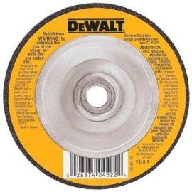 DEWALT DW4523 4-1/2 X 1/4 X 7/8 General Purpose Metal Grinding Wheel