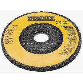 DEWALT DW4514 4-1/2 X 1/4 X 7/8 General Purpose Metal Grinding Wheel