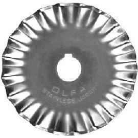 OLFA Stainless Steel Pinking Blade