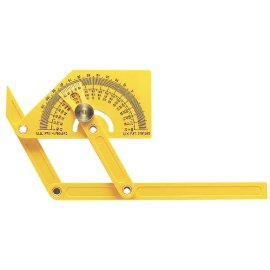 General Tools 29 Plastic Protractor