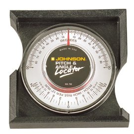 Johnson Level & Tool 750 Contractor Pitch and Slope Locator