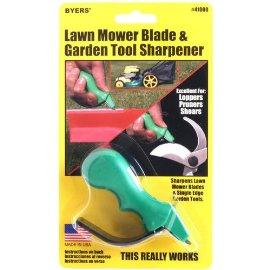 Lawn Mower Blade & Garden Tool Sharpener