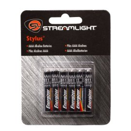 Streamlight 65030 Stylus Replacement Batteries