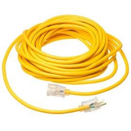 Coleman Cable 01687 25' 300 Volt, 12/3 Gauge Heavy Duty Polar Solar Extension Cord