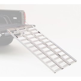 Highland Aluminum Loading Ramp Tri Fold Ramp 69 Long x 45 Wide (1,500lbs)
