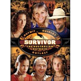 Survivor The Australian Outback - The Complete Season