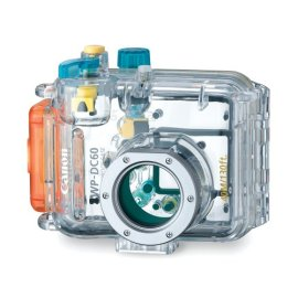 Canon WP-DC60 Waterproof Case for A510 & A520 Digital Cameras