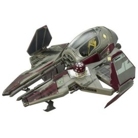 Star Wars Revenge of the Sith: Obi-Wan Kenobi's Jedi Starfighter