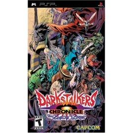 PSP Darkstalkers: Chronicles of Chaos