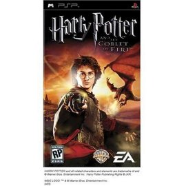 PSP Harry Potter: Goblet of Fire